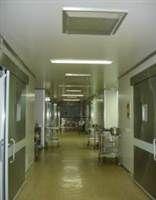 绍兴市中医院走廊