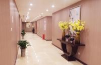 杭州爱康国宾体检中心(滨江江南大道分院)走廊